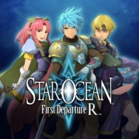 Star Ocean: First Departure R Box Art