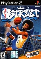 NBA Street Box Art