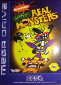 AAAHH!!! Real Monsters [PT] Box Art