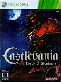 Castlevania: Lords of Shadow - Limited Edition Box Art