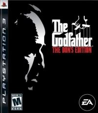 Godfather, The - The Don's Edition Box Art