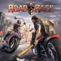 Road Rage Box Art