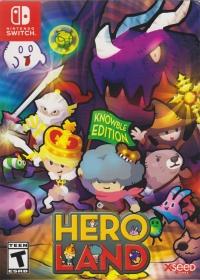 Heroland - Knowble Edition Box Art