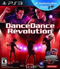 Dance Dance Revolution (Game & Controller) [NA] Box Art