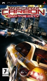 Need for Speed Carbon: Own the City [FI] Box Art