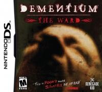 Dementium: The Ward Box Art