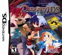 Disgaea DS Box Art