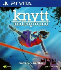 Knytt Underground - Limited Edition Box Art