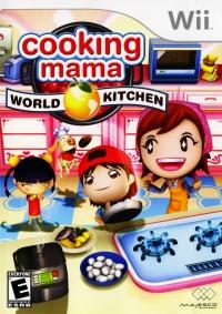 Cooking Mama: World Kitchen Box Art