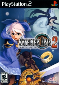 Atelier Iris 2: The Azoth of Destiny Box Art