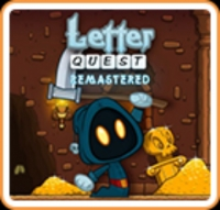 Letter Quest: Remastered Box Art