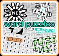 Word Puzzles by POWGI Box Art