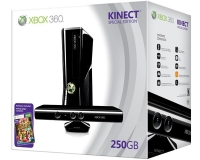 Microsoft Xbox 360 - Kinect Special Edition 250GB Box Art