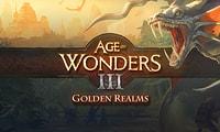 Age of Wonders III: Golden Realms (DLC) Box Art