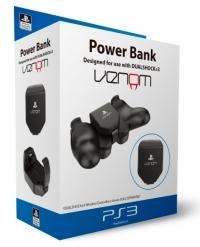 Venom - Power Bank for DualShock 3 Box Art