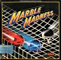 Marble Madness Box Art