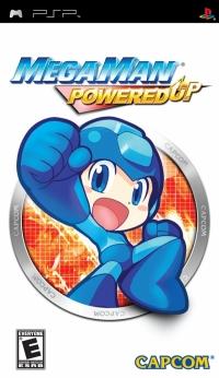 Mega Man: Powered Up Box Art