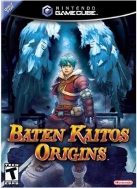Baten Kaitos: Origins Box Art