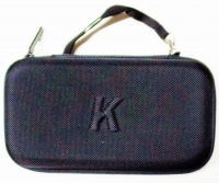 Khanka All-in-one Double Compartment Hard Carry Travel Case Box Art