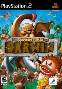Adventures of Darwin, The Box Art
