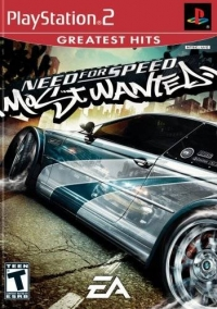 Need for Speed: Most Wanted - Greatest Hits Box Art
