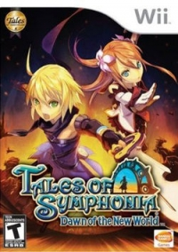 Tales of Symphonia: Dawn of the New World Box Art