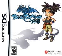 Blue Dragon Plus Box Art
