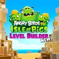 Angry Birds VR: Isle of Pigs Box Art