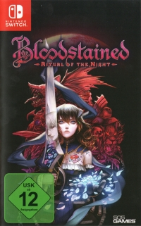 Bloodstained: Ritual of the Night [DE] Box Art