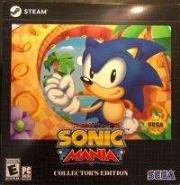 Sonic Mania Collector's Edition Box Art