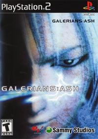 Galerians: Ash Box Art