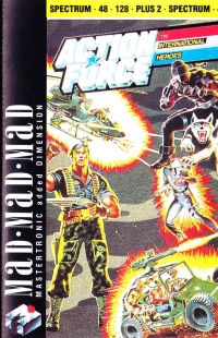 Action Force - MAD Box Art