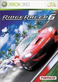 Ridge Racer 6 Box Art