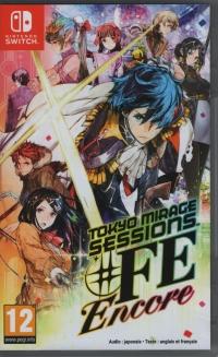 Tokyo Mirage Sessions ♯FE Encore [FR] Box Art