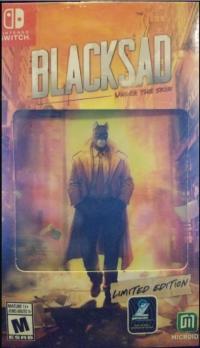 Blacksad: Under the Skin - Limited Edition Box Art