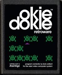 Okie Dokie (AtariAge Re-Release) Box Art