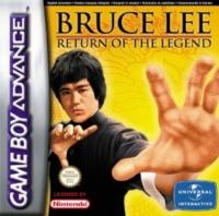 Bruce Lee: Return of the Legend Box Art