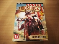 Bioshock Infinite - Premium Edition Box Art