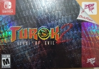 Turok 2: Seeds of Evil - Classic Edition Box Art