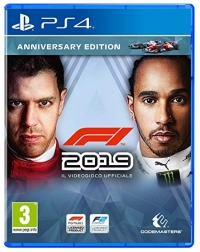 Formula 1 2019 - Anniversary Edition Box Art