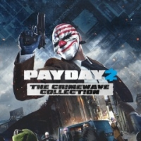 Payday 2: The Crimewave Collection Box Art
