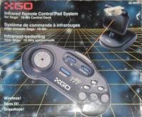 XGO Infrared Remote Control Pad System Box Art