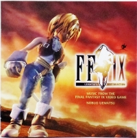 Uematsu's Best Selection - Music From The FINAL FANTASY IX Video Game Box Art