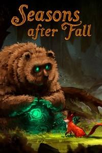 Seasons after Fall Box Art