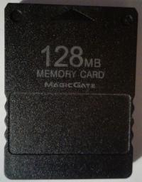 128MB Memory Card MagicGate Box Art