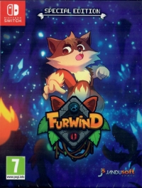 Furwind Special Edition Box Art