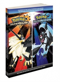 Pokémon Ultra Sun & Pokémon Ultra Moon: The Official Alola Region Strategy Guide Box Art