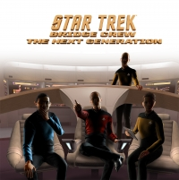 Star Trek: Bridge Crew: The Next Generation Box Art