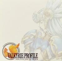 Valkyrie Profile Original Sound Track Box Art