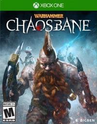 Warhammer Chaosbane Box Art